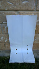 White Poly Plant Bags 15 litre packk 20 SPEC (22x33cm) - planter bag
