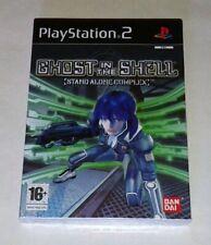 Ghost in the Shell PS2 Pal España Nuevo y Precintado