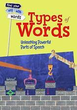 Types of Words: Unleashing Powerful Parts of Speech (Find Your Way With Words),V