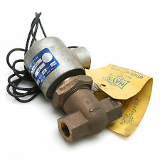 "Hays Electro-flo 2110-6421CH Solenoid Brass Valve 3/8"" NPT 24VAC Coil"