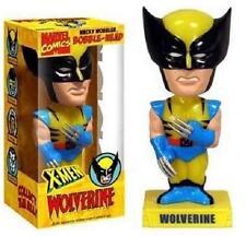 MARVEL X-MEN Statue Bobble Head WOLVERINE YELLOW  Funko