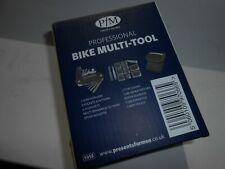 NEW  BIKE MULTITOOL PUNCTURE & REPAIR Professional PFM in pouch in original box