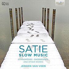 Satie / Veen - Slow Music [New Vinyl LP]