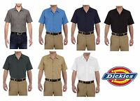 Dickies - Men's NEW Size S-5XL Pocket Short Sleeve Industrial Work Shirt, ls535