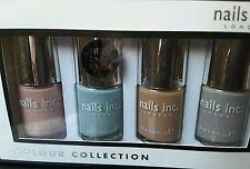 Nuevo Nails INC London tendencia sombra 4 X 10ml
