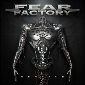 FEAR FACTORY Genexus (2015) 10-track CD album NEW/SEALED