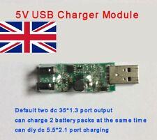 2S 7.4V 8.4V Lithium Li-ion Lipo 18650 Battery Charging Board USB Charger Module