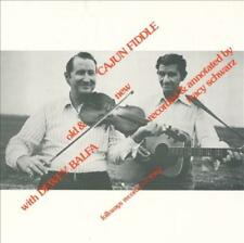 DEWEY BALFA - CAJUN FIDDLE, OLD AND NEW: INSTRUCTION NEW CD