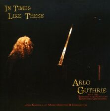 Arlo Guthrie - In Times Like These [New CD]