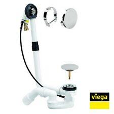Viega Multiplex Trio Wasserzulauf- und Ablaufgarnitur flach + Farbset MT5 679187