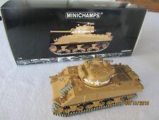 1:35 Minichamps Panzer Sherman M4A3 OVP