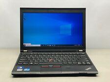 New listing Lenovo ThinkPad X230 i5-3320 2.6 8Gb 128Gb Ssd Laptop Win10Pro