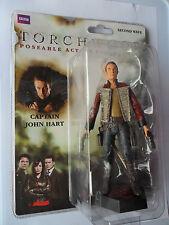 Torchwood Capitano John Hart 5 in (ca. 12.70 cm) Action figure Doctor Who JACK barrowman Spike
