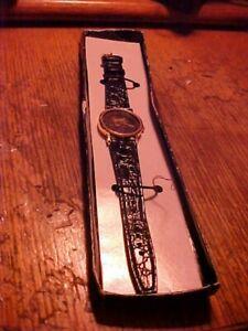 WMT Vintage Watch am  600 radio, 96 1/2 fm advertising watch