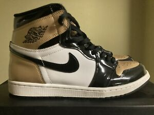 Size 11 - Jordan 1 Retro High OG NRG Gold Top 3 2017