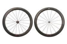 Zipp 404 Firecrest Road Bike Wheelset 700c Carbon Clincher Shimano 11s