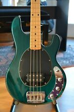 Bass Musicman Stingray 3EQ H Translucent Teal von 2006 gebraucht