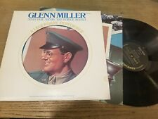 Glenn Miller And The Army Air Force Band - A Legendary Perfor - LP Record  EX EX