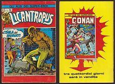 GLI ALBI DEI SUPEREROI 15 L'ISOLA DEI ... - LICANTROPUS 2 - CORNO 14/11/1973 ASE