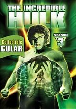 Incredible Hulk Complete Third Season 0025195017268 With Lou Ferrigno DVD