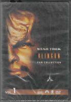 STAR TREK. Klingon. Vol. 1 - Fan collection DVD Film NUOVO ITA PAL editoriale