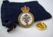 Masonic Craft Freemason Lodge British Armed Forces BAF Lapel Pin Plus Gift Pouch