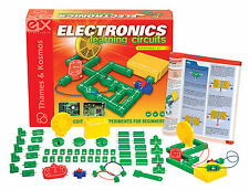 Electronics Learning Circuits Experiment Kit Thames & Kosmos New in Box