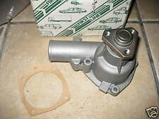 NEW WATER PUMP - FITS: FIAT 124 & SPORT COUPE & SPYDER