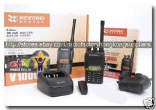 WEIERWEI V-1000 Pro Transceiver UHF 400-470MHZ