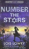Essential Modern Classics - Number the Stars by Lois Lowry, NEW Book, FREE & FAS