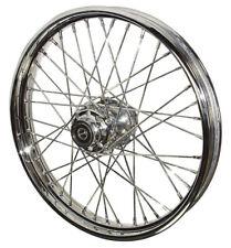 40 Spoke 21 x 2.15 Chrome Front Wheel Harley Narrow Glide Sportster Dyna FXR