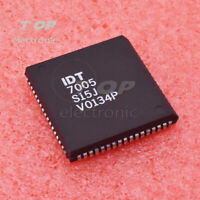 1/5PCS IDT7005S15J PLCC 68PIN IDT7005S15 HIGH-SPEED 64Kb DUAL-PORT STATIC RAM