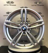 """SET 4 Cerchi in Lega BMW SERIE 1 2 3 4 5 6 7 X1 X3 X4 Z3 Z4 da 17"""" Nuovi!! ITALY"""