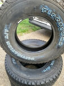 Firestone DESTINATION AT  245/75R16 109S Tires