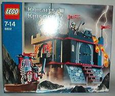 LEGO® 8802 KNIGHTS KINGDOM Dark Fortress Landing NEU ungeöffnet RARITÄT