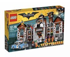 LEGO BATMAN MOVIE 70912 ARKHAM ASYLUM New/sealed Retired Minifigs Modular