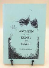 Eugene Burger - Wachsen in der Kunst der Magie, deutschsprachig