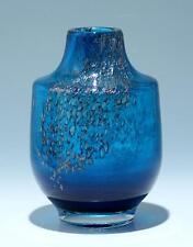 Schwere Vase FLORIDA Entwurf Löffelhardt Schott in Zwiesel um 1970     #81244
