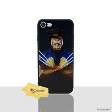 MARVEL Custodia/Coperchio Apple iPhone 5/5s/SE/Screen Protector/3D Gel/WOLVERINE