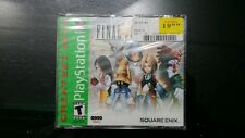 Final Fantasy Ix 9 Greatest Hits (Sony PlayStation 1) *factory sealed*