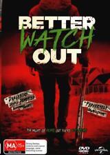 Better Watch Out  - DVD - NEW Region 4, 2