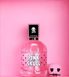 """[Etude House] """"Pink Skull"""" Colorful Scent eau de perfume [Berry Floral]"""
