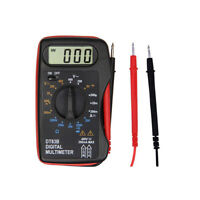 Mini Portable Pocket LCD Digital Multimeter Ammeter Voltmeter Ohm Volt Meter