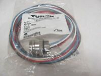 Turck RSFV 57-1M/M20 Network Receptacle 5 Pin 5 Wire NIB!!!