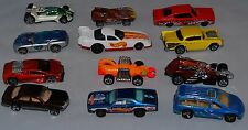Mixed Lot of 12 Die Cast Hot Wheels - Lot 1