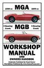 Floyd Clymer MGA and MGB Workshop Manual and Owners Handbook