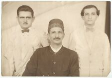 "India early 1920s photo bodybuilder Tehmurasp Sarkari 5"" x 8"" Ӝ"