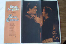 """Elvis Presley King Creole Poster From The Movie Mint Condition 12"""" X 9"""""""