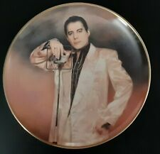 "Danbury Mint Freddie Mercury Collection 8"" Collector Plate - The Great Pretender"