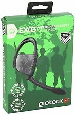 Gioteck EX03 Wired Chat Headset for Xbox 360